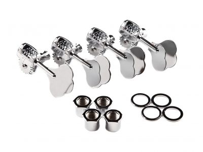 Fender® Deluxe F Stamp Bass Tuning Machines