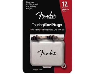 Fender™ Touring Series Hi Fi Ear Plugs