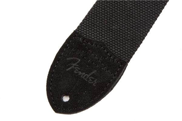 Fender® Cotton & Leather Strap
