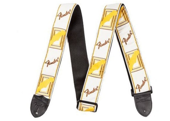 Fender® 2 Monogrammed Strap
