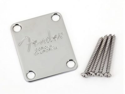 Fender® 4-Bolt American Bass Neck Plate