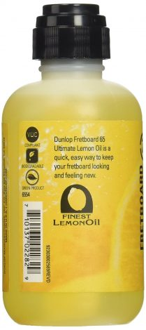 Dunlop 6554 Ultimate Lemon Oil