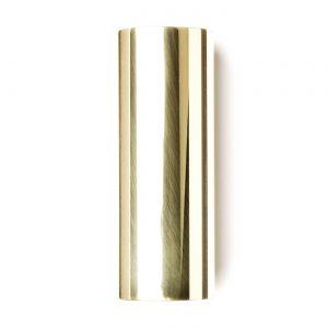 Dunlop 222 Brass Guitar Slide Medium Wall