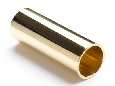 Dunlop 222 Brass Guitar Slide Medium Wall