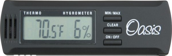 OH1 Guitar Humidifier with OH-2 Digital Hygrometer