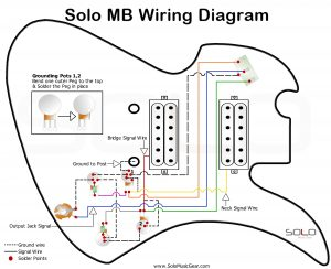 SOLO MB Style Wiring Guide