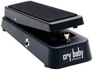Dunlop GCB95F Cry Baby Classic Wah Effect Pedal