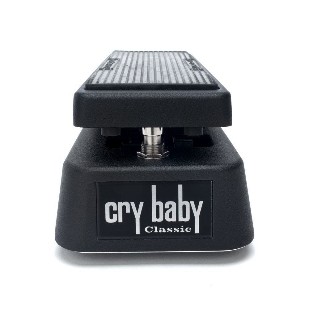 dunlop gcb95f cry baby classic wah effect pedal solo guitars. Black Bedroom Furniture Sets. Home Design Ideas