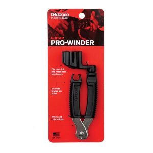 Planet Waves Pro Winder Guitar String Winder and Cutter