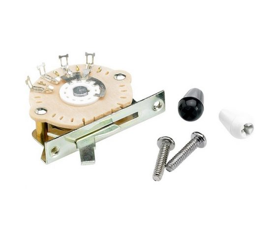 Fender® Modern-Style Stratocaster® 5-Position Pickup Selector Switch