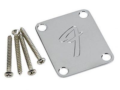 Fender® 4-Bolt Vintage-Style Neck Plate