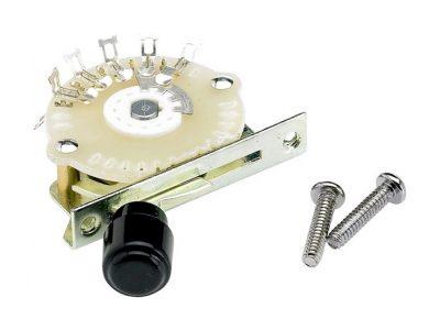 Fender® Custom Shop Telecaster® 4-Position Pickup Selector Switch
