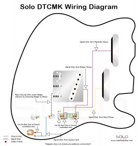 solo double neck tc mandolin style wiring diagram | solo guitars  solo music gear