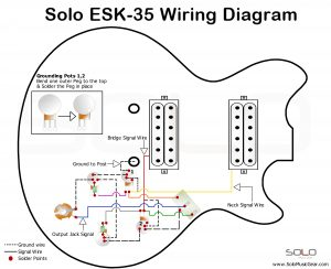 SOLO ES Stop Tail Style Wiring Guide