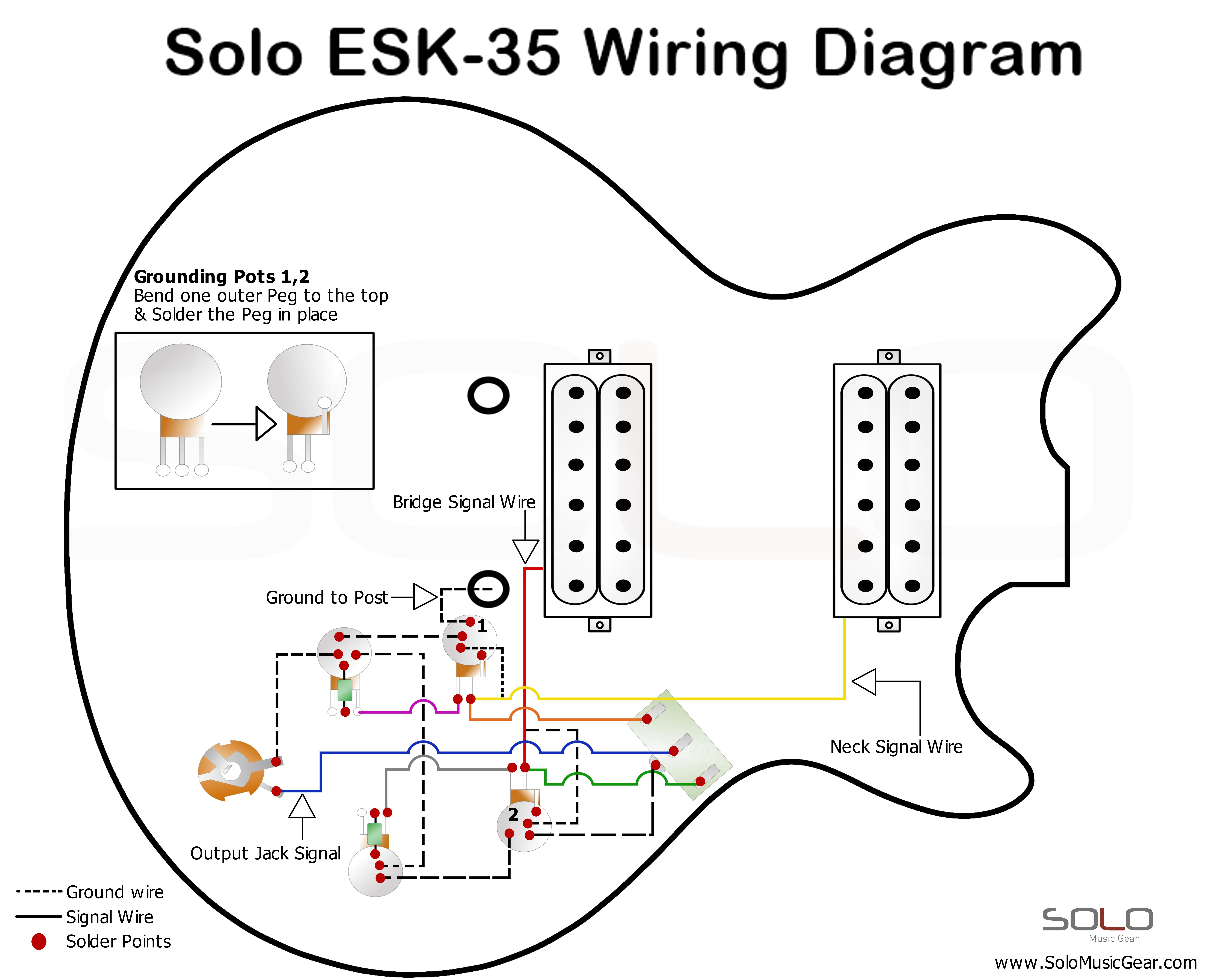 Solo Sg Wiring Diagram Car Diagrams Explained Sl 3000 Ul Kw Rg Jp Rh Banyan Palace Com Kit