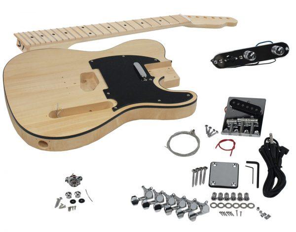 Solo TC Style DIY Guitar Kit