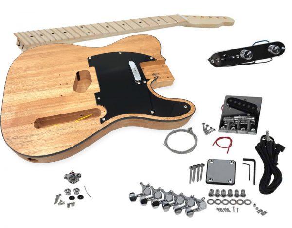Solo TCK-1M DIY Electric Guitar Kit