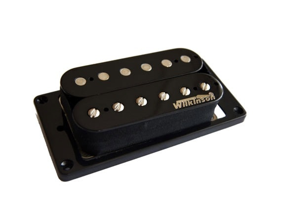 Wilkinson High Output Open Humbucker Bridge Position Pickup