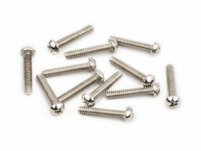 Vintage Stratocaster® Saddle Intonation Screws, 12