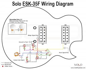 SOLO ES 35F Style Wiring Guide