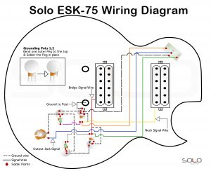 SOLO ES 75 Style Wiring Guide