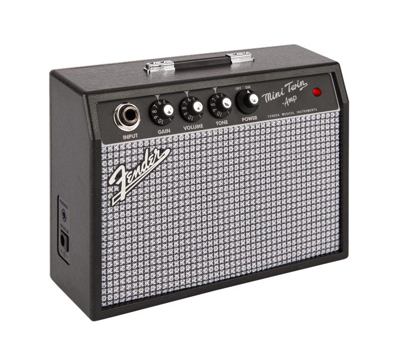 fender mini 39 65 twin amplifier solo guitars. Black Bedroom Furniture Sets. Home Design Ideas