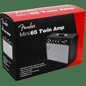 Fender® Mini '65 Twin Amplifier