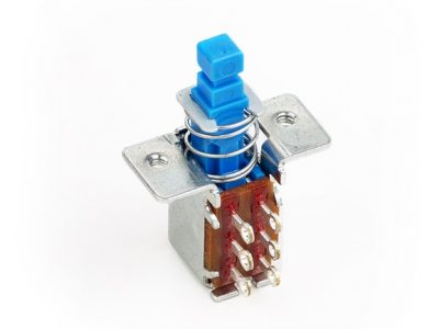 Fender® Push-Push Switch (DPDT)