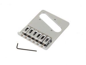 Fender® Standard Series Telecaster® Bridge Assembly