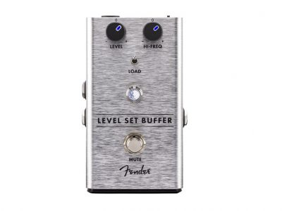 Fender® Level Set Buffer Pedal
