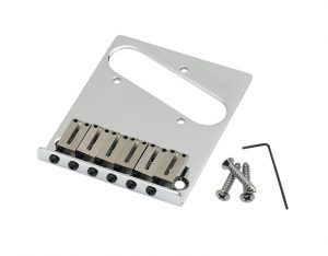 Fender® 6-Saddle American Series Telecaster® Bridge Assemblies