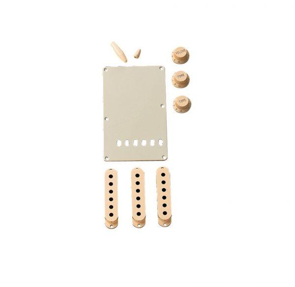 Fender® Stratocaster® Accessory Kit - Aged White