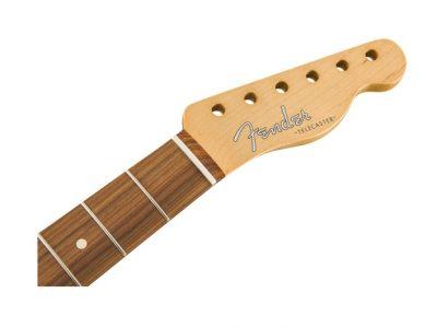 Fender® Classic Series 60's Telecaster® Neck, 21 Vintage Frets, Pau Ferro