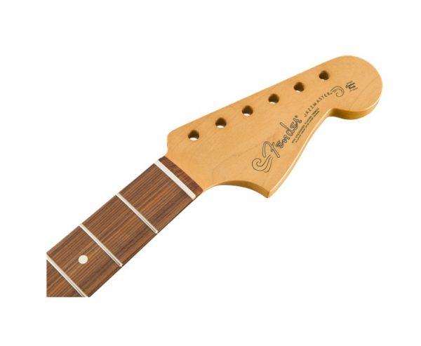 Fender® Classic Player Jazzmaster Neck, 21 Med Jumbo Frets, C Shape, Pau Ferro