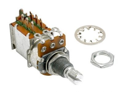 Fender® 250K Push/Pull Potentiometer