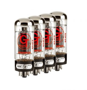 Groove Tubes® GT-6L6-S Quartets (Rated 1-10) - Medium Quartet