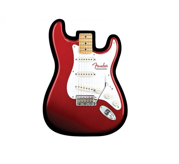 Fender® Stratocaster™ Mouse Pad