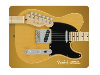 Fender® Telecaster™ Mouse Pad