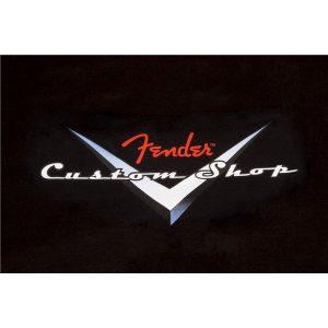 Fender® Custom Shop Original Logo T-Shirt