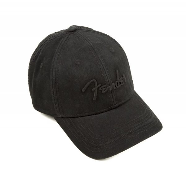 Fender® Blackout Baseball Hat