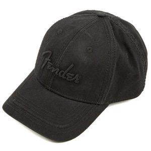 Fender® Blackout Baseball Hat