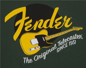 Fender® Original Tele T-Shirt