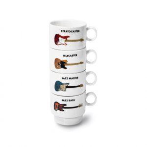 Fender™ Stackable Mug Set