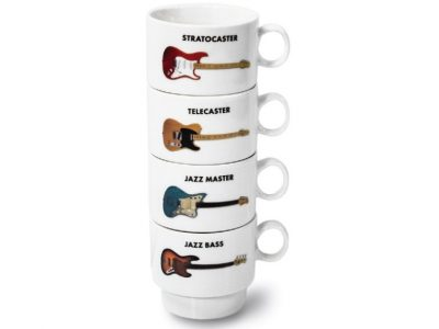Fender™ Stackable Mug Set