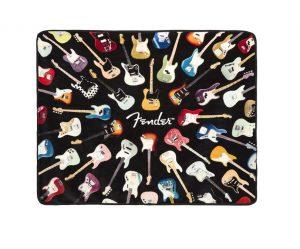 Fender™ Throw Blanket 50 x 60