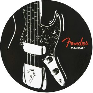 Fender™ Classic Guitars Coaster Set