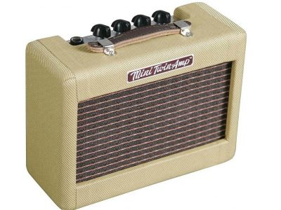 Fender® Mini '57 Twin-Amp™