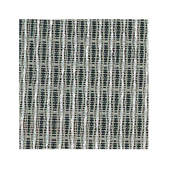 Fender® Grille Cloth (Black/Silver) - Large