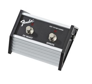 Fender® 2-Button Footswitch