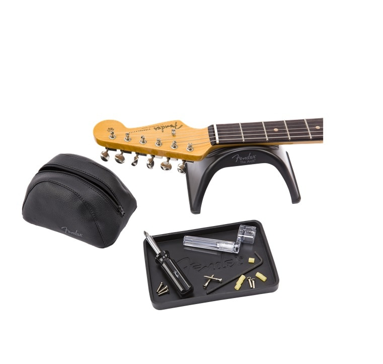 fender the arch work station solo guitars. Black Bedroom Furniture Sets. Home Design Ideas